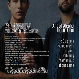 MovingMusic _ AON _ Art of Alcohol HourOne