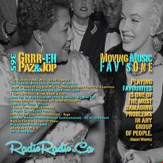 DJG365 MovingMusic Paz&Jop Series FAV's One