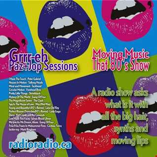 Moving Music PazJopSeries That 80's Show