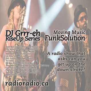 Moving Music RiseUp Series FunkSolution