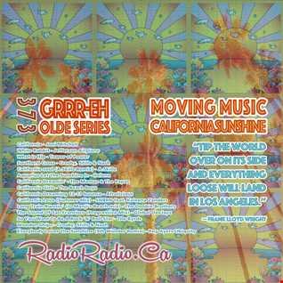 DJG373 MovingMusic OldeSeries CaliforniaSunshine