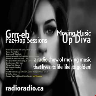Moving Music _ Paz and Jop Sessions _ Up Diva