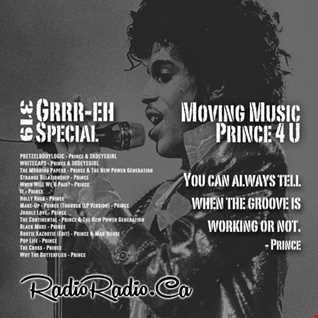 319 Moving Music _ Special _ Prince 4 U