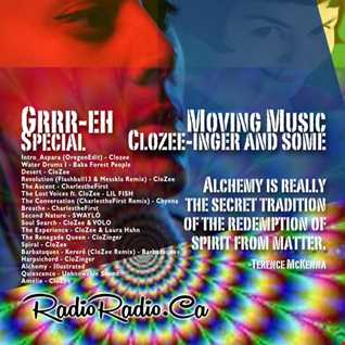 MovingMusic #316 Special Clozee-inger and Some