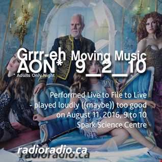 Moving Music AON ExtremeHumans 9to10
