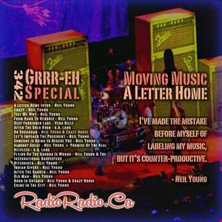 DJG342 Moving Music _ Special _ A Letter Home (Neil Young)