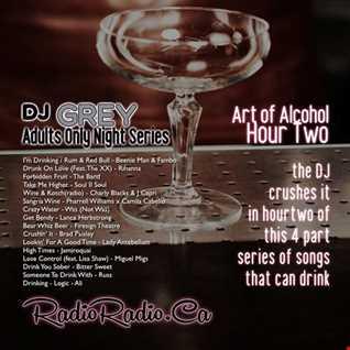 MovingMusic AON Art of Alcohol HourTwo
