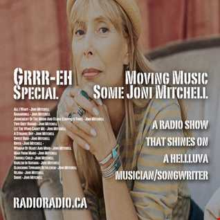 Moving Music Special Series Some Joni Mitchell
