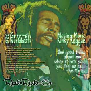 DJG320 Moving Music Wurldbeats KinkyReggae