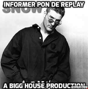 Informer Pon De Replay