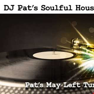 Pat's May Left Turn Mixx 2016