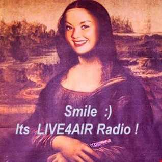 LIVE4AIR Part 12 of a 20 track mix Dj 2 Streams  JT Vanessa Paradice joe la taxi NRGY remix