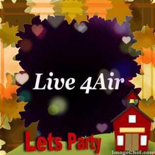LIVE4AIR 4 AIR mix DJ 2 Streams JT