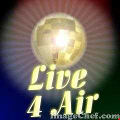 LIVE4AIR test mix part 3 of a mix Dj 2 streams JT Rea jamming