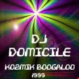 DOMiCiLE ~ Kozmic Boogaloo - a funky house mix