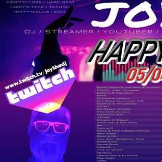 HAPPY'N'CORE 05-04-2021 S11E15 #350 mixed by JOY [ Hardstyle - Hardcore - Harddance ]