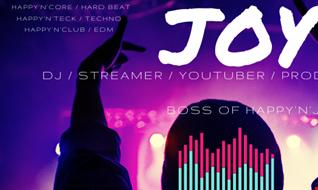 JOY @ HAPPY'N'TECK 13 06 2020 ( Techno   Techhouse   Techtrance ) (1080p 60fps H264 128kbit AAC)
