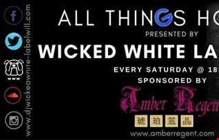 white-label will on the all things house show on groove city radio!