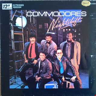 The Commodores ~ Nightshift (Extended Version) [1984]