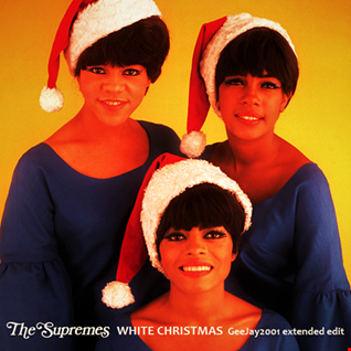 The Supremes - White Christmas - GeeJay2001 extended edit
