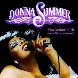 Donna Summer - MacArthur Park (GeeJay2001 extended edit)