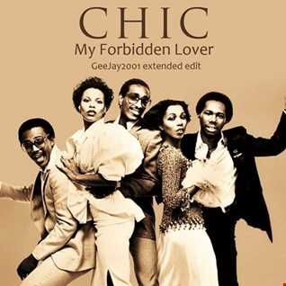 Chic - My Forbidden Lover - GeeJay2001 extended edit