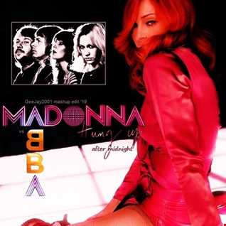 MADONNA vs ABBA - Hung up after midnight - GeeJay2001 mashup edit '19