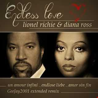 Lionel Richie & Diana Ross - Endless Love - GeeJay2001 extended remix