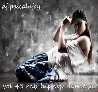 dj pascalnjoy vol 43 rnb hiphop dance 2018