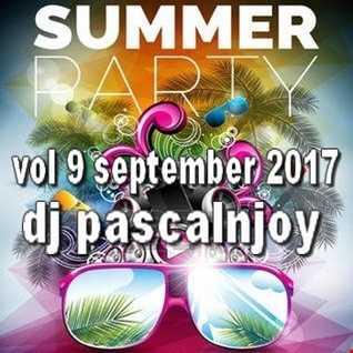 dj pascalnjoy vol 9 summer night september 2017
