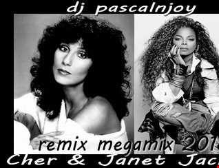 dj pascalnjoy Cher & Janet Jackson remix megamix 2018