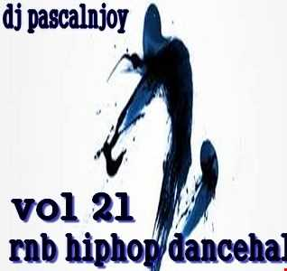 dj pascalnjoy vol 21 rnb hiphop dancehall 2017