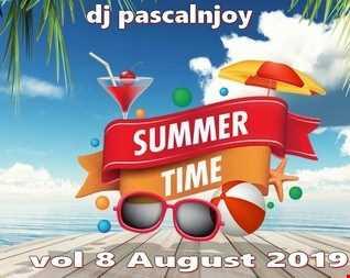 dj pascalnjoy vol 8 Auguste Summer Night 2019