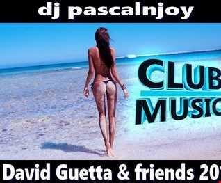 dj pascalnjoy club music David guetta & friends 2019