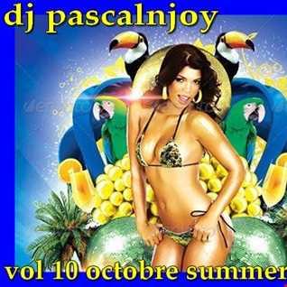 dj pascalnjoy vol 10 octobre summer night 2017