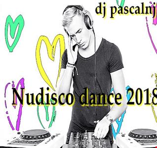 dj pascalnjoy Nudisco dance 2018
