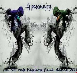 dj pascalnjoy vol 54 rnb hiphop funk dance 2018