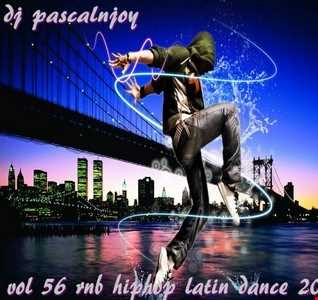 dj pascalnjoy vol 56 rnb hiphop latin dance 2018