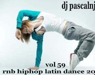 dj pascalnjoy vol 59 rnb hiphop latin dance 2018