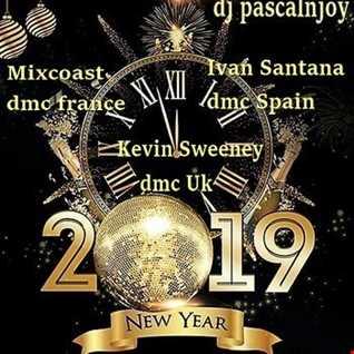 dj pascalnjoy Happy New Year 2019 disco funk