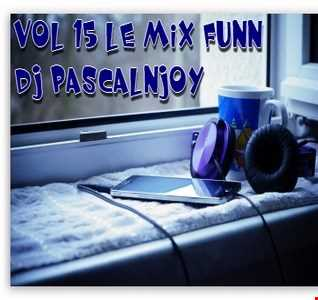 dj pascalnjoy vol 15 le mix funn 2017