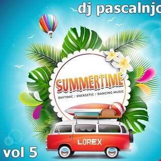 dj pascalnjoy vol 5 summer time 2019