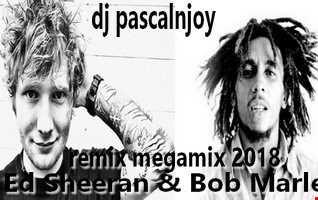 dj pascalnjoy bob Marley & Ed Sheeran remix megamix 2018