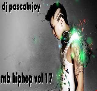 dj pascalnjoy vol 17 rnb hiphop 2017