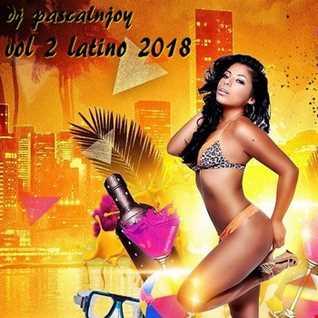 dj pascalnjoy vol 2 latino 2018