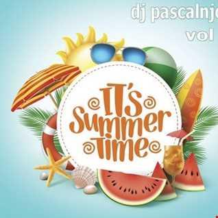 dj pascalnjoy vol 6 Summer Time 2019