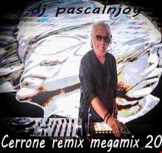 dj pascalnjoy Cerrone remix megamix 2018