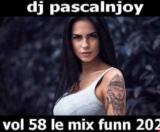 dj pascalnjoy vol 58 le mix funn 2020