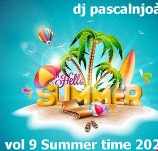 dj pascalnjoy vol 9 Summer Time 2020
