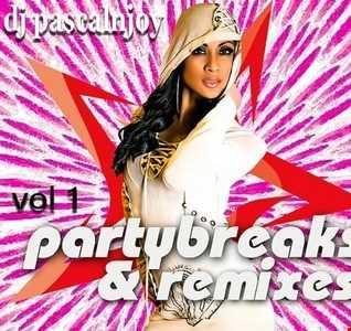 dj pascalnjoy vol 1 party breaks 2018